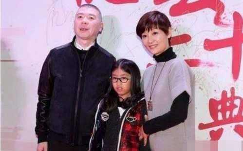 冯小刚和徐帆的女儿_冯小刚的女儿 冯小刚徐帆罕见带养女现身 - 余姚娱乐网